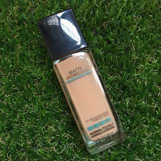 Maybelline Fit Me Foundation 125