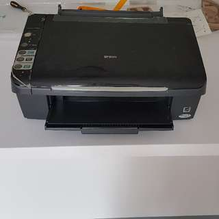 Printer /scan/  fotocopy EPSON STYLUS CX5500 #GADGET100