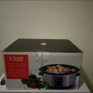 Russell Hobbs Slow Cooker - 3.5L Capacity