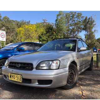 1999 Subaru Liberty 3GEN GX Sedan 4dr Auto 4sp AWD 2.0i