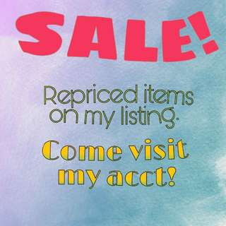 Makeup And Other Beauty Items On SALE!
