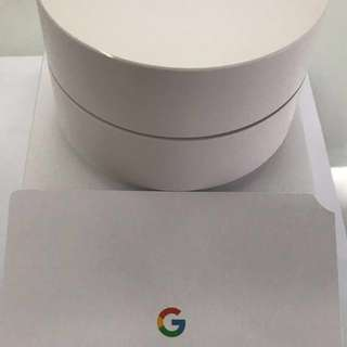 Google WiFi ( 1 only Brand New) Super Fast Connectivity