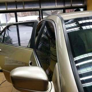 Solar & Safety Tint Film Tinted Car Kereta
