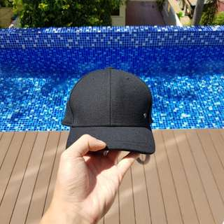 Armani Exchange Black Cap