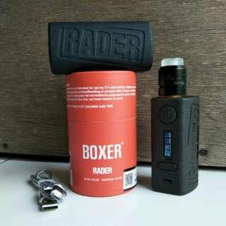 PAKET NGEBUL BOXER RADER AUTHENTIC