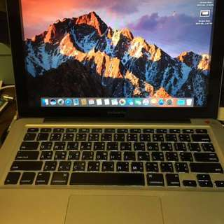 MacBook Pro (13-inch, Mid 2012), i5, 16GB, 250SSD