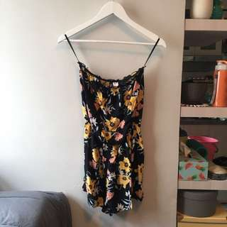 H&M Summer Yellow Flower