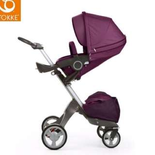 Stokke Xplory in Purple