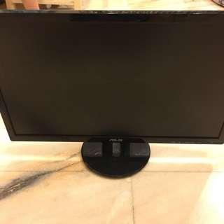 27吋 ASUS LED液晶螢幕