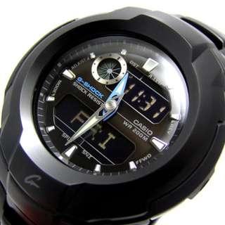 全新 Casio G-Shock 手錶