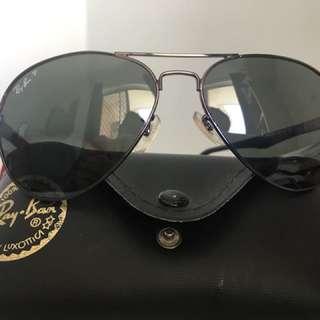 Authentic Rayban Unisex Sunglasses