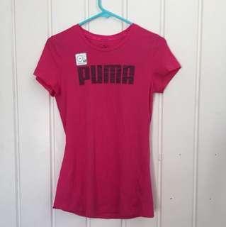 Puma dry fit tee, XS