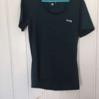 Lower sport tee, Large
