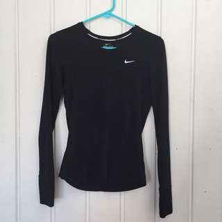 Nike long sleeve , dry fit