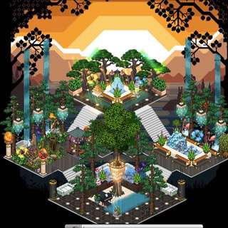 Selling Big Habbo Account (13 Rooms)