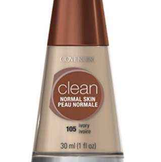 CoverGirl Foundation - 105, ivory