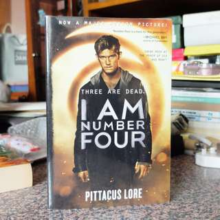 I am Number Four by Pittacus Lore | New, Sealed
