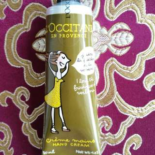[L'OCCITANE] Hand cream