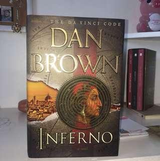 Dan Brown Inferno (Lowered Price)