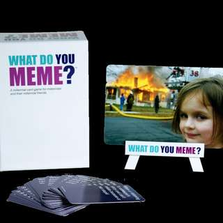 $24.99 LATEST CARD GAME WHAT DO YOU MEME
