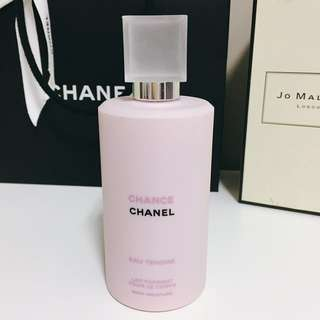 Chanel Body Lotion