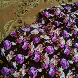 Cotton kurung