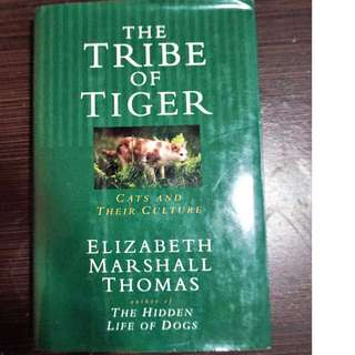 THE TRIBE OF THE TIGER