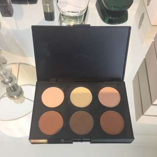 Australis ac on tour highlight and contour kit *USED ONCE*