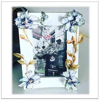 Sospeso Flower Photo Frame Workshop