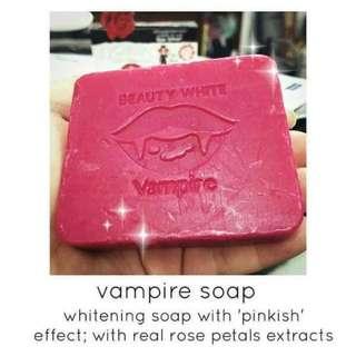 Vampire Super Whitening Soap