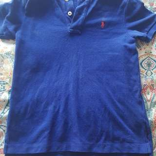 Original Ralph Lauren t-shirt for boys between 4 and 6 year old
