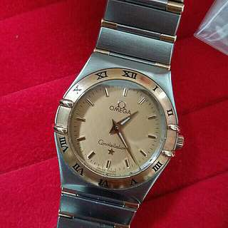 Omega Constellation Classic  Watch
