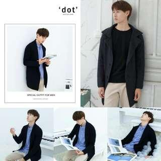 AFSS04170 男裝新款開衫外套