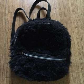 Stardivarius Fur bag