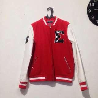 Nyla Varsity Jacket