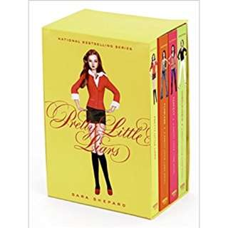 Pretty Little Liars Box Set - Sara Shepard