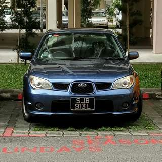 Subaru Impreza 4D 1.6 Auto