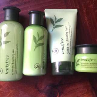 Brand New Innisfree SKINCARE Set