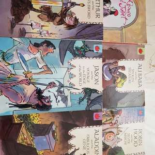 6 children's short stories