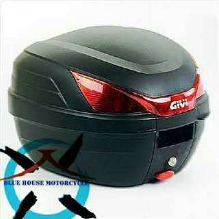 GIVI Box with Bracket