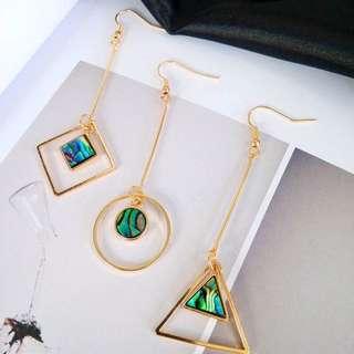FREE SHIPPING Dangling earrings