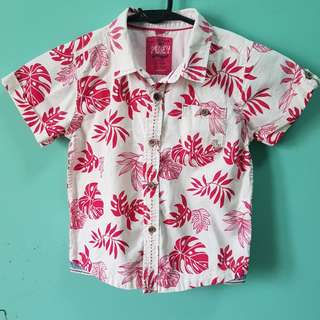 Poney Short Sleeved Shirt