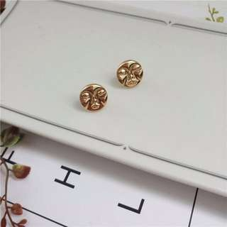 FREE SHIPPING face shaped earrings