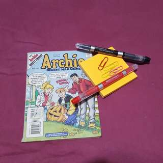 ARCHIE COMICS Digest Magazine