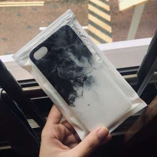 Iphone7 marble casing