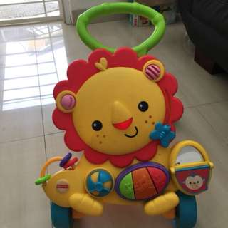 Fisher Price Lion
