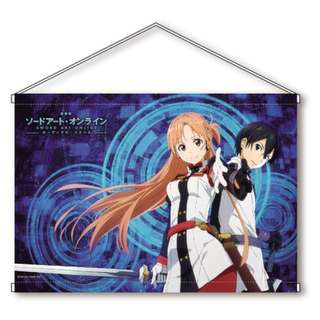 Sword Art Online the Movie -Ordinal Scale-: B2 Tapestry
