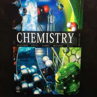 Chemistry Blackman 2nd Edition