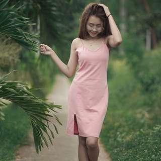 Sophie Slit Dress