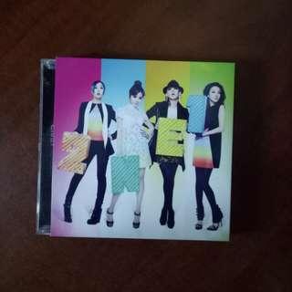 2ne1 Scream Album